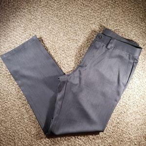 Haggar H26 Performance Stretch Slim Fit Dress Pant